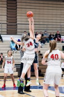 Gallery: Girls Basketball Yelm @ Olympia